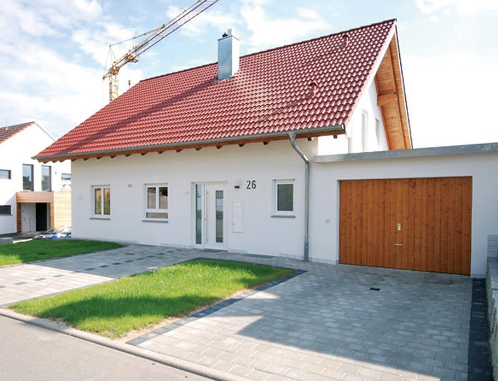 Referenz – Einfamilienhaus Sachsenweiler