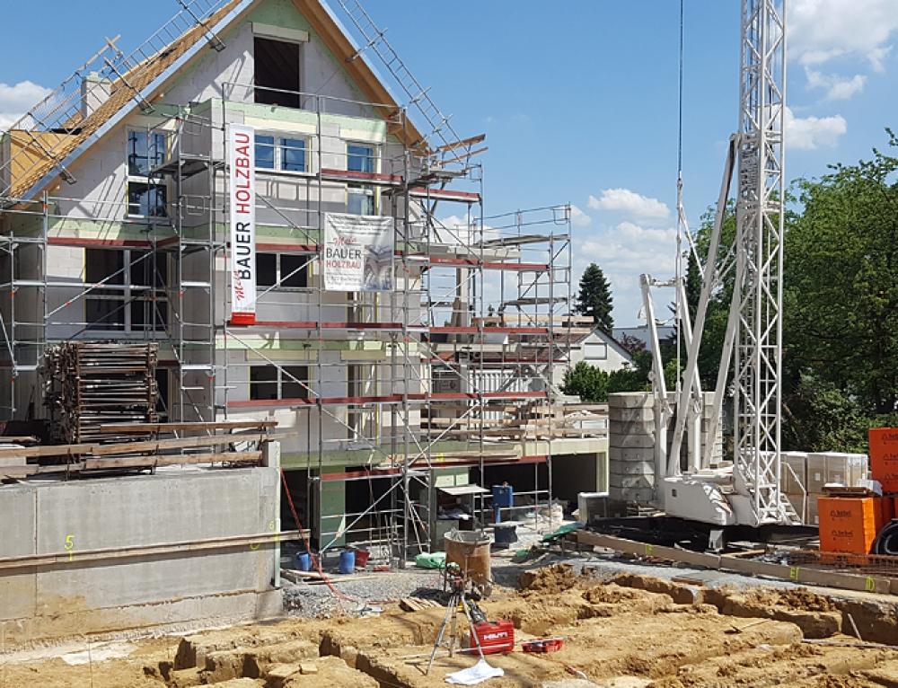 Baufortschritt KW28