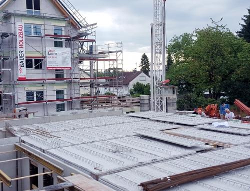 Baufortschritt KW33