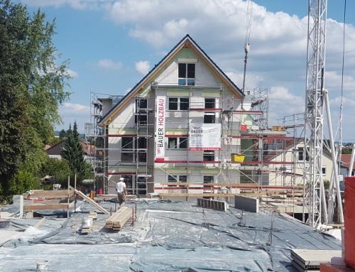 Baufortschritt KW34