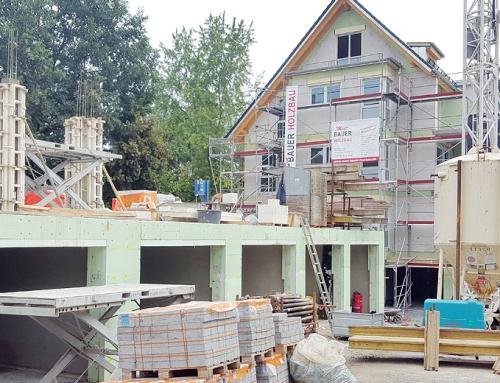 Baufortschritt KW36