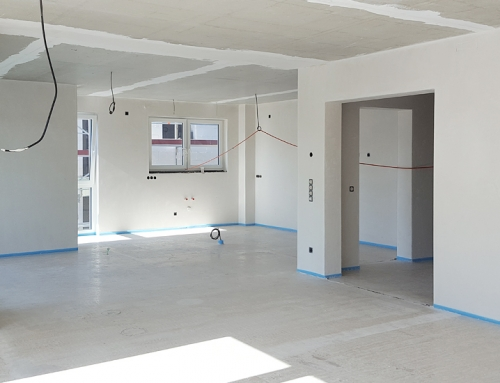 Baufortschritt KW42 – Haus 3