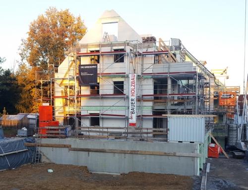 Baufortschritt KW47 – Haus 2