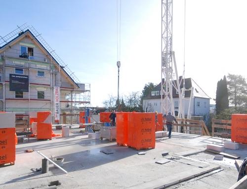 Baufortschritt KW07-2019