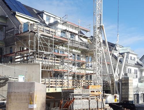 Baufortschritt KW45-2019