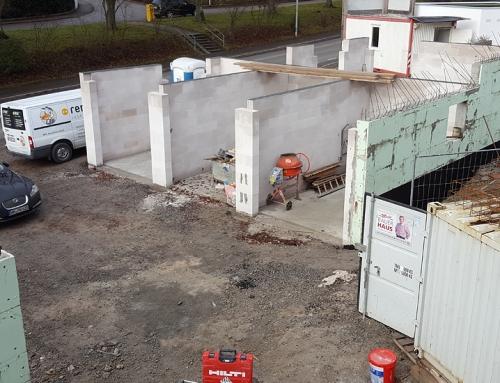 Baufortschritt KW51-2019