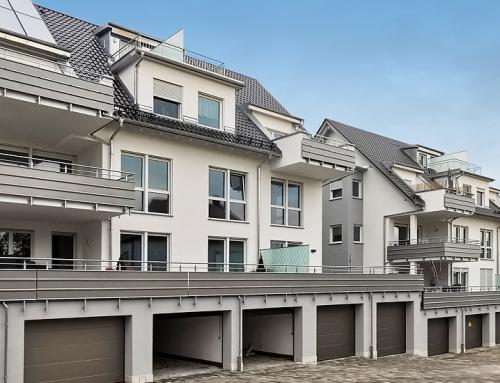 Projekt Wohnpark Aspacher Straße ist abgeschlossen